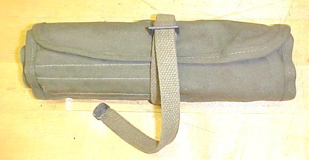 Morse Brace Drill Set in Canvas Roll