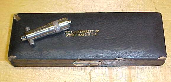 Starrett No. 120 Inside Micrometer Set A