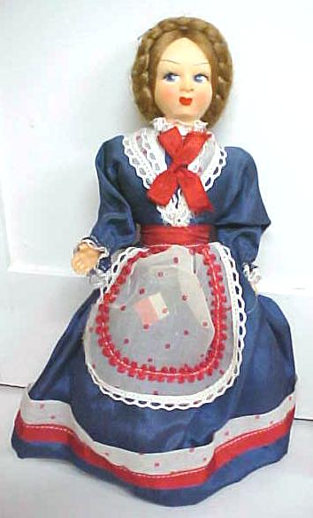 Ethnic Doll Italy Magis Braids Lovely Face