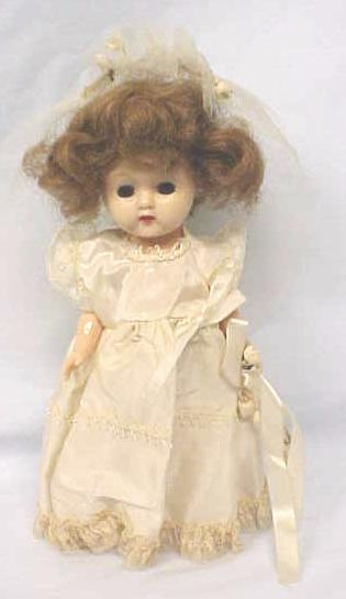 GiGi Doll Walker Bride + Orig Box A & H Doll