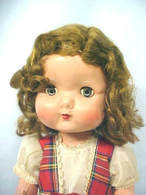 Roddy Doll England Walker 1950's HP