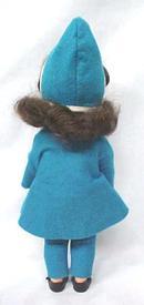 Doll Virga Pam Ginger  + Suit & Hat