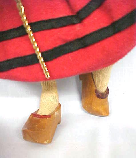 Doll Klumpe Roldan Dutch Farmer's Wife