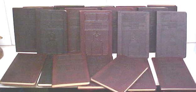 Lincoln Factory Service Book Set 1941 Shop Planning & Management