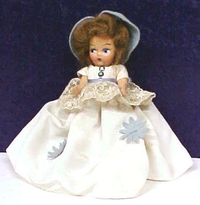 Mayfair Composition Doll Birthstone 1945