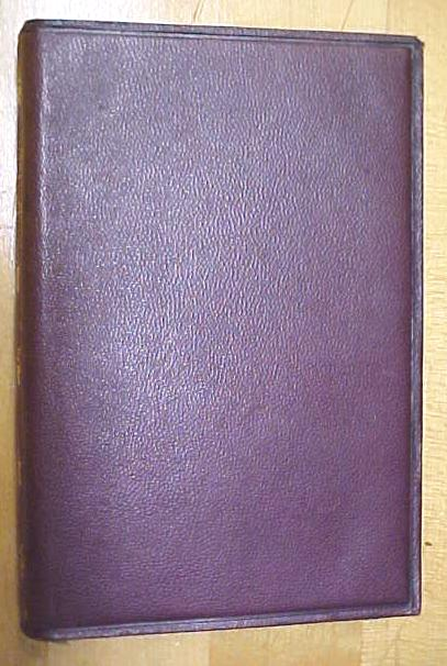 Dickens Barnaby Rudge Leather 1900's