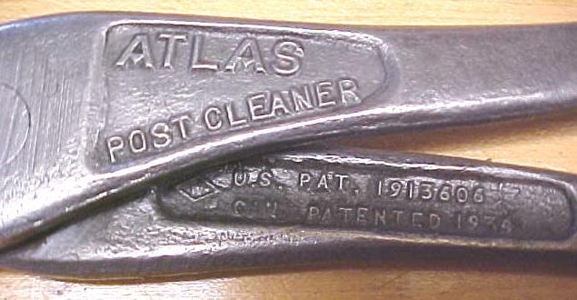 Atlas Battery Post Cleaner Pliers