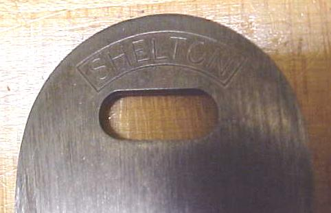 Shelton Steel Low Angle Block Plane