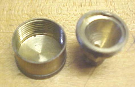 Grease Pusher Machine Lubrication Small Brass