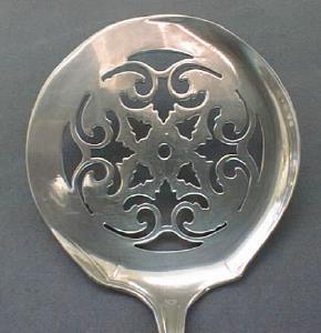 Rogers Elizabeth Slotted Server Spoon 1918 Rare!