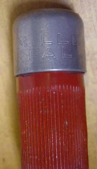 Millers Falls No. 170 Yankee Spiral Push Drill w/8 Bits