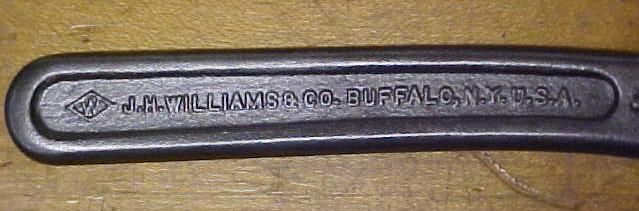 Williams Spanner Wrench No. 471 3/4-2 inch Adjustable