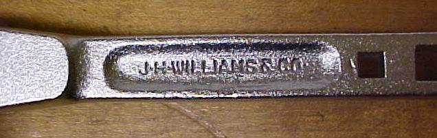 Williams Refrigeration Ratchet Combination Wrench MR-51