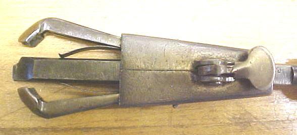 C. A. Mann Screwdriver Patented Screw Holder