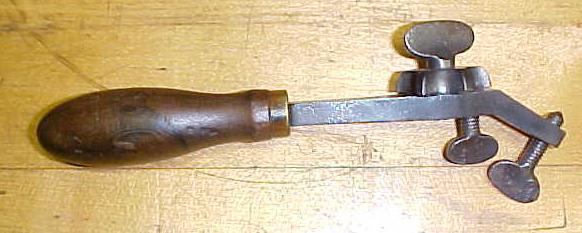 Stillman's Saw Set Patent 1848