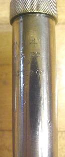 North Bros. Yankee No. 41 Push Drill w/8 Bits