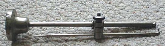 Surface Gage Antique Machinist Round Base