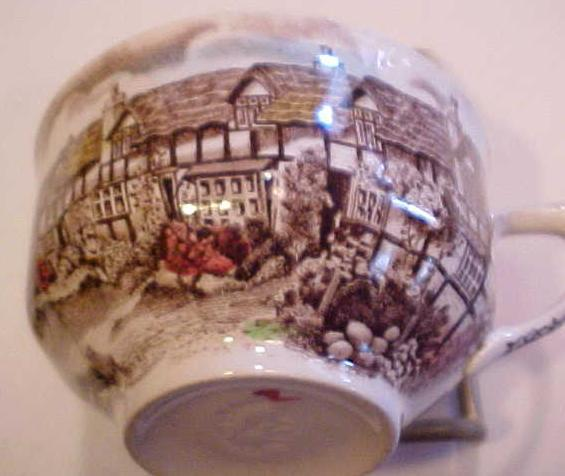 Johnson Brothers English Countryside Tea Cup Saucer