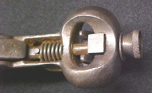 A. Sayre Morrills Patent Saw Set Antique