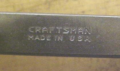 Craftsman 7 inch Outside Caliper