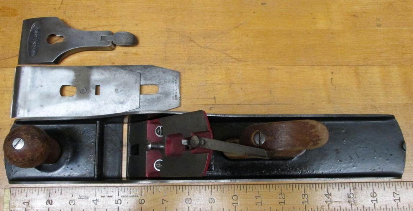 Craftsman Fore Plane 18 inch Corrugated No. 6CBB
