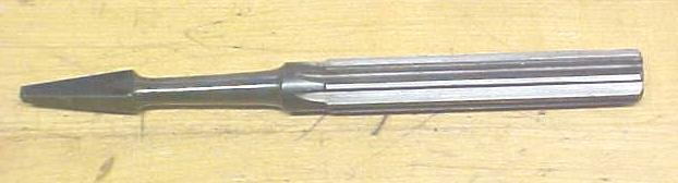 Antique Brace Tapered Reamer 11/16 Inch