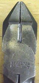 Kraeuter Electrican Pliers / Cutters No. 1800