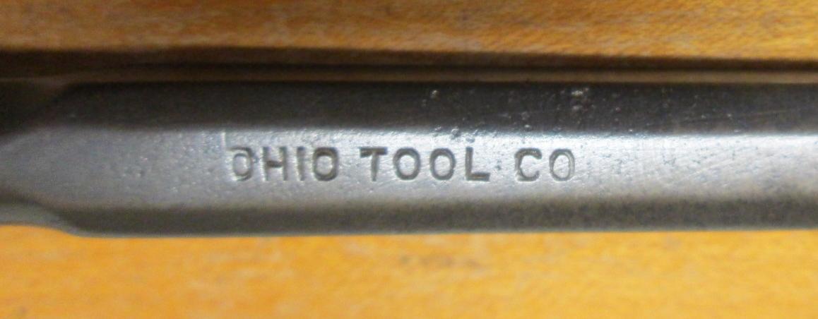 Ohio Tool Socket Beveled Chisel 13/32 inch