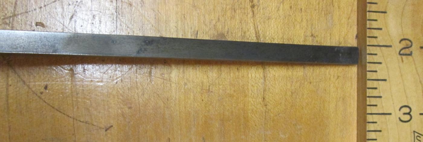 Ohio Tool Socket Beveled Chisel 9/32 inch
