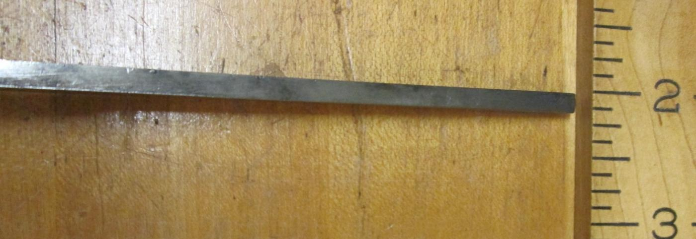 Ohio Tool Socket Beveled Chisel 5/32 inch