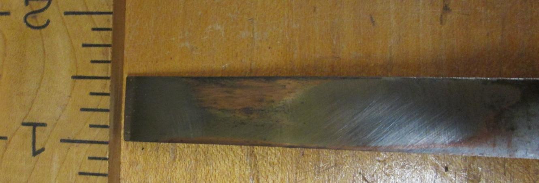Craftsman Socket Beveled Chisel 1/2 inch