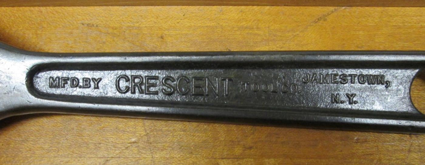 Crescent Tool Co. 8 inch Adjustable Wrench