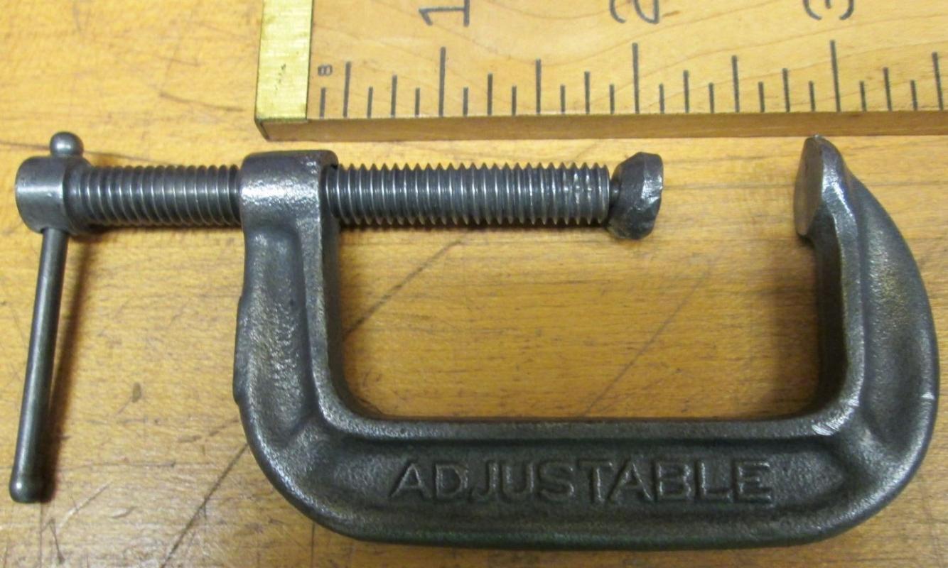 Brink & Cotton C-Clamp No. 1420-2 inch