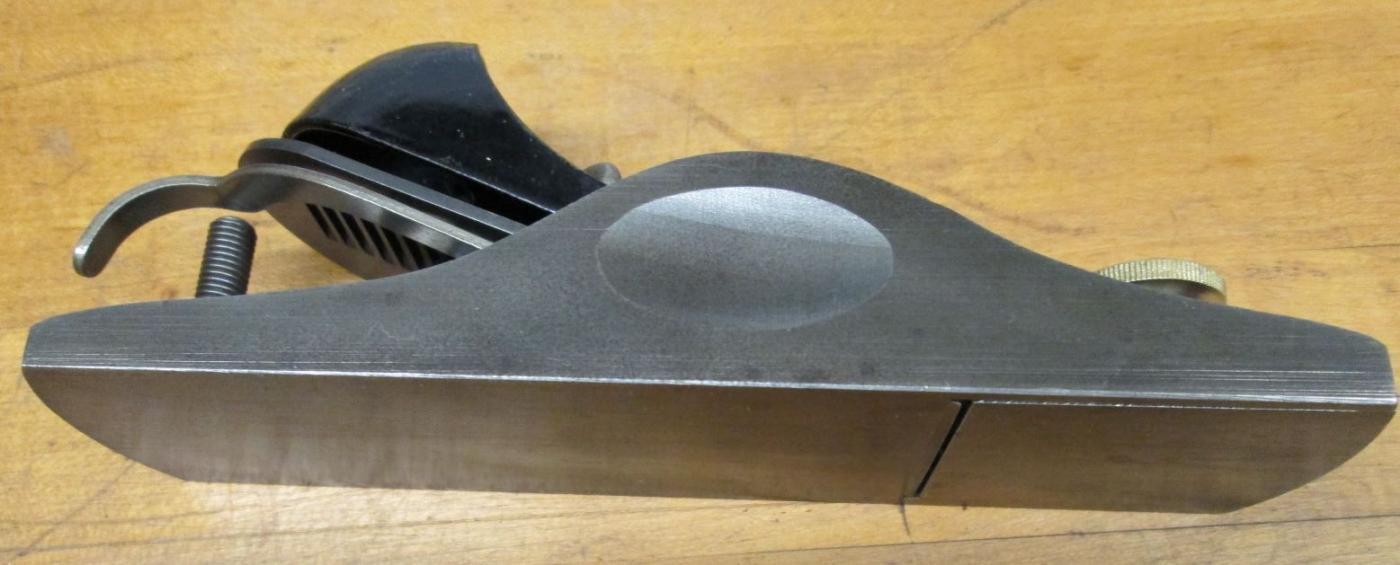 Stanley No. 17 Adjustable Throat Block Plane