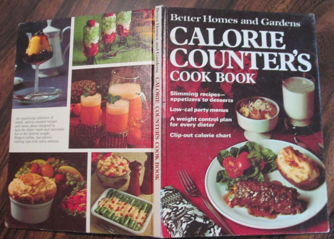 Calorie Counters Cookbook 1970