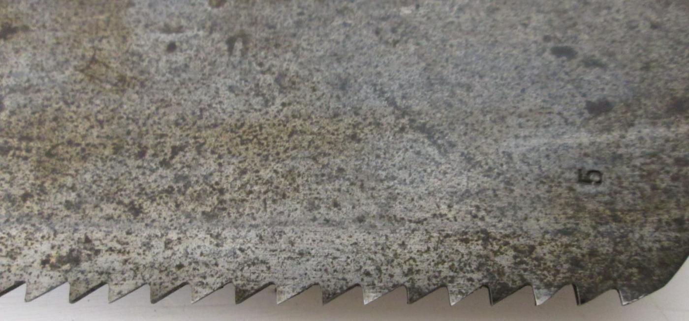 Shapleigh Hardware Rip Hand Saw No. 165-5 TPI-28 inch