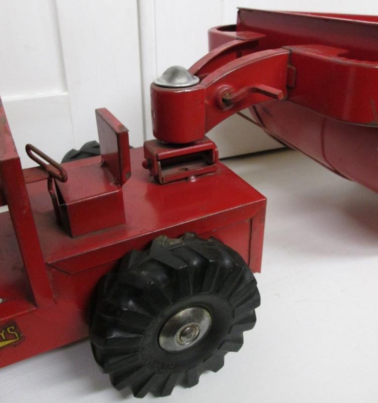 Structo Rocker Steel Toy Dump Truck