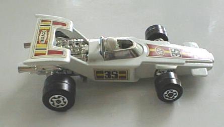 Matchbox Speed Kings Texaco Race Car K-35