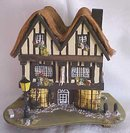 Reuge Cottage Music Box Tea Shoppe Pauline Ralph