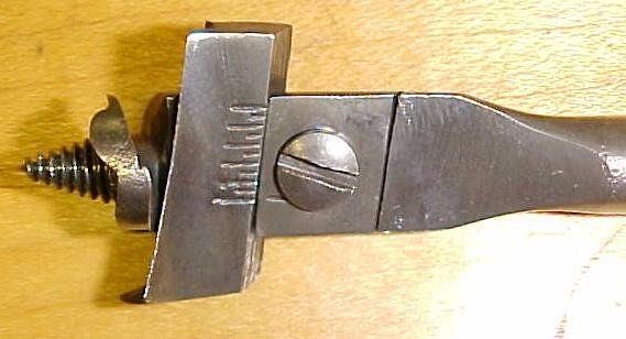 Craftsman Brace Auger Expansive Bit