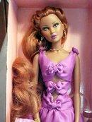Valentina Doll Latin Beauty Butterfly Ring MIB COA