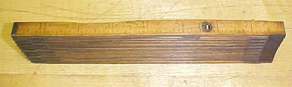 Master Slide Interlocking Rule Vacuum Oil Co. Rare!