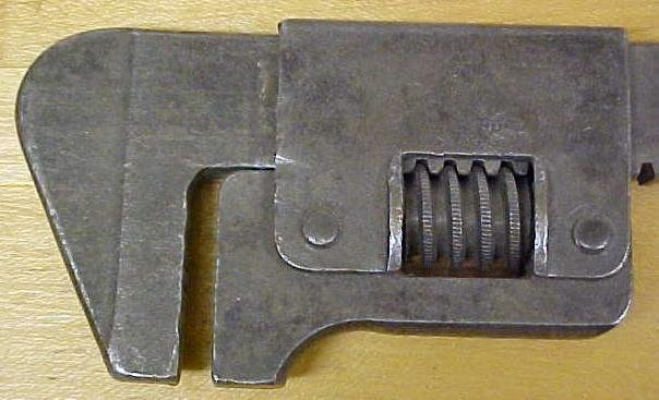Wakefield No. 19 Adjustable Wrench 9 Inch