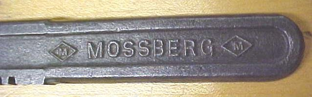 Frank Mossberg 8