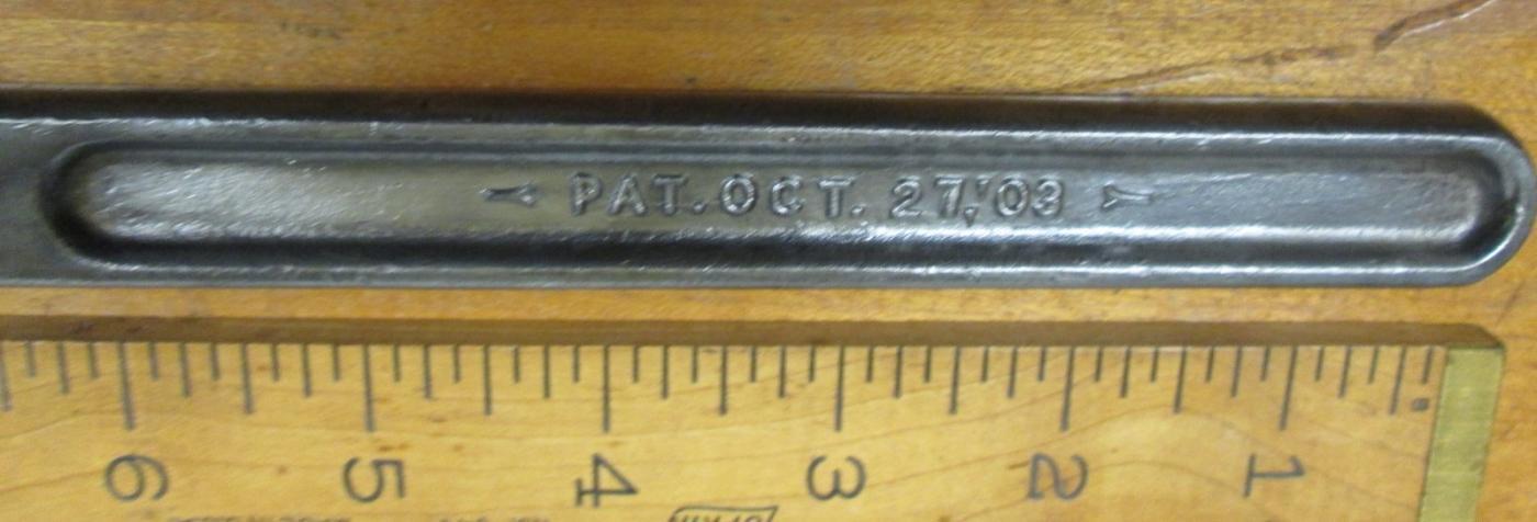 Bullard Automatic Pipe Wrench No. 2