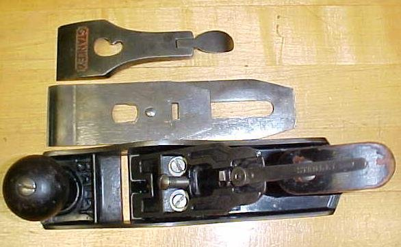 Stanley No. 3 Smooth Plane 1940's