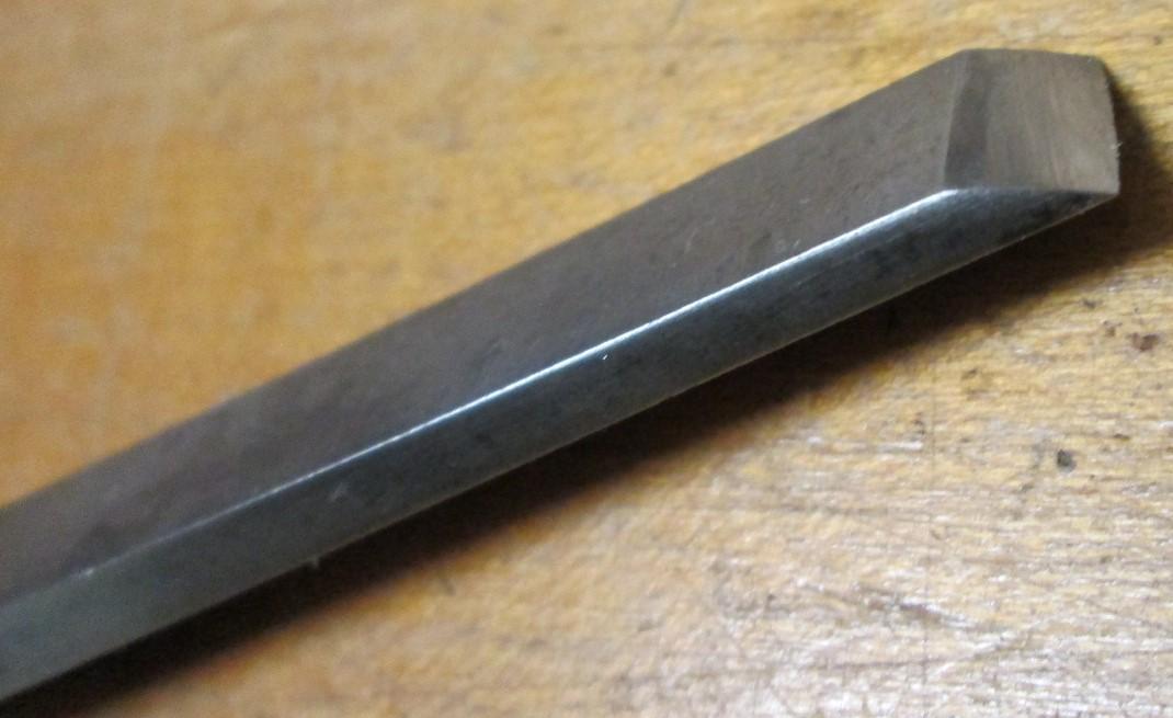Buck Bros. Socket Firmer Chisel/Slick 1/2 inch