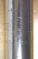 Greenlee Yankee Push Drill Automatic w/ 8 Bits No. 482