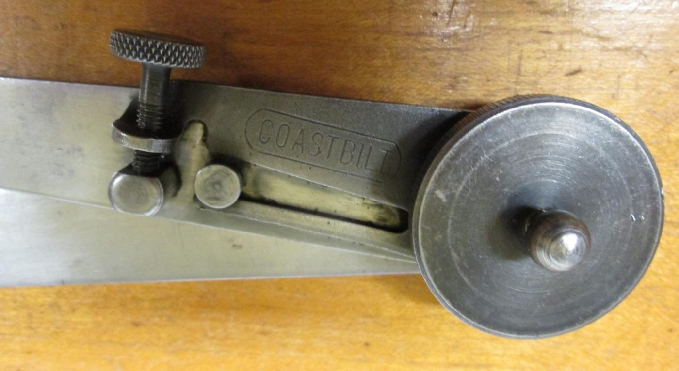Coastbilt Inside Caliper Lock Joint 8 inch