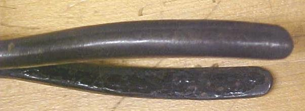 Utica Pliers Diagonal Wire Cutters No. 41 - 5 inch